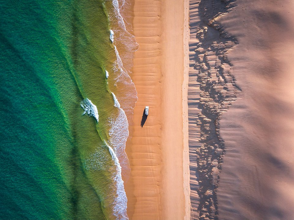 Location: Sandy Cape Light, Australia