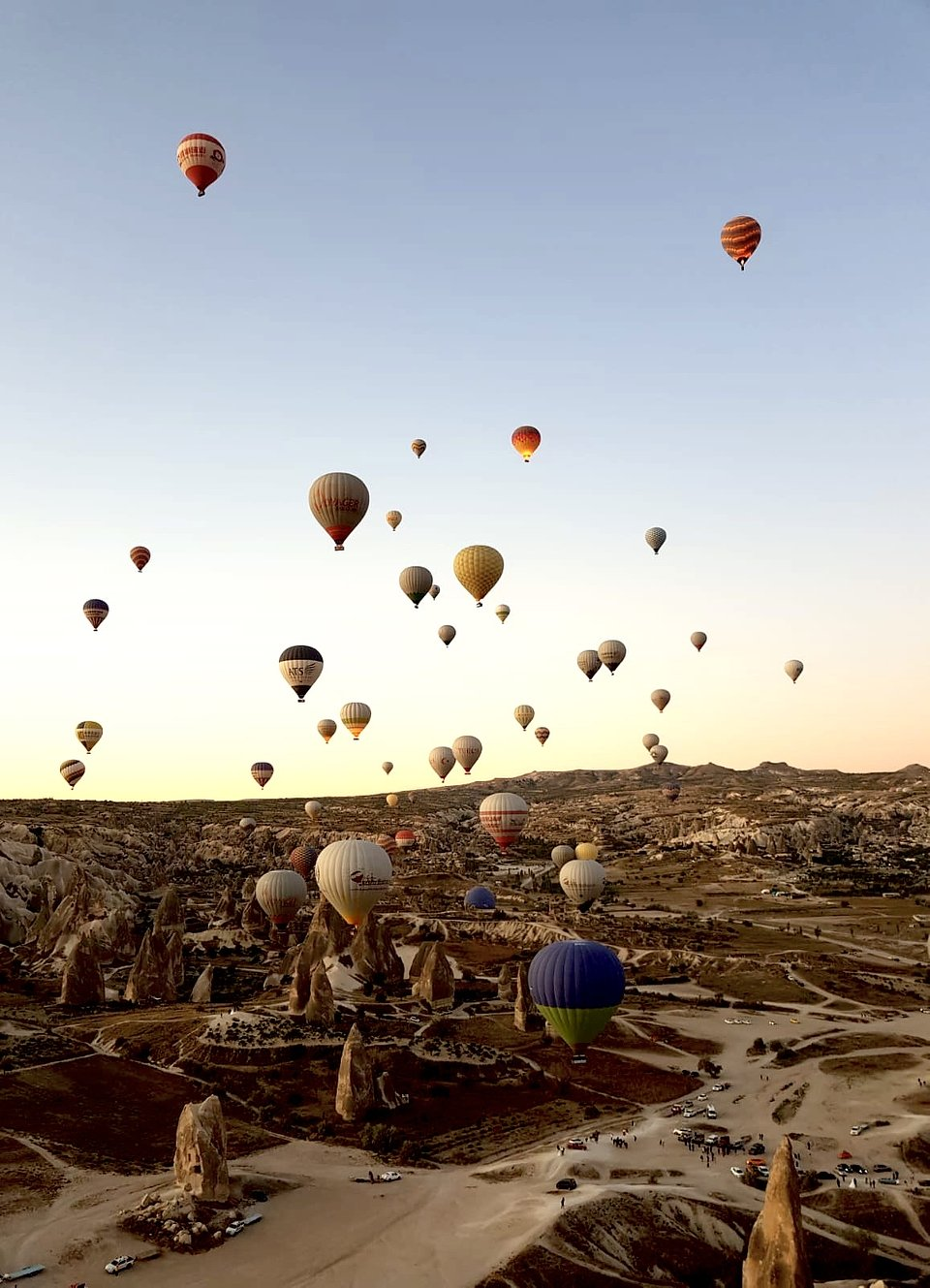 Location: Cappadocia, Turkey