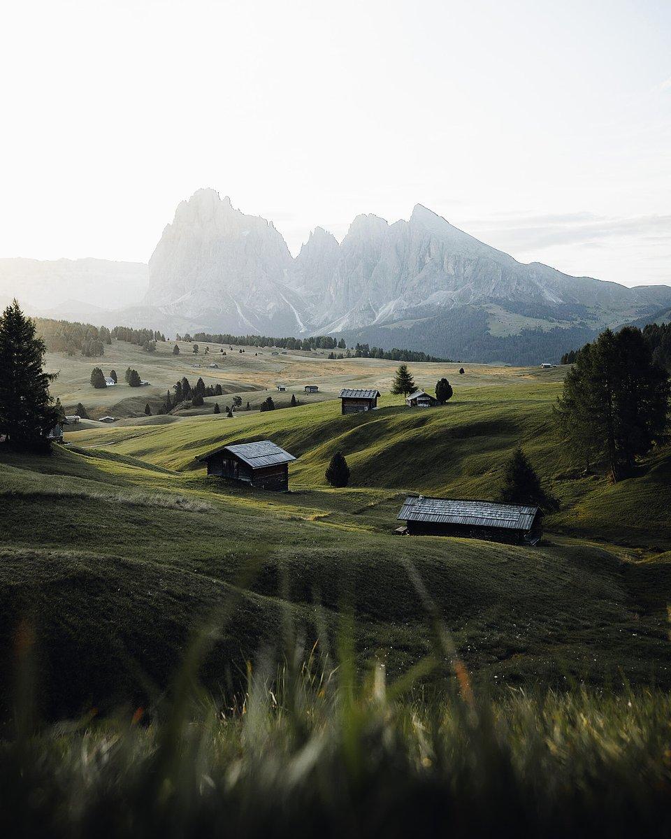 Location: Alpe Di Siusi, Dolomites, Italy