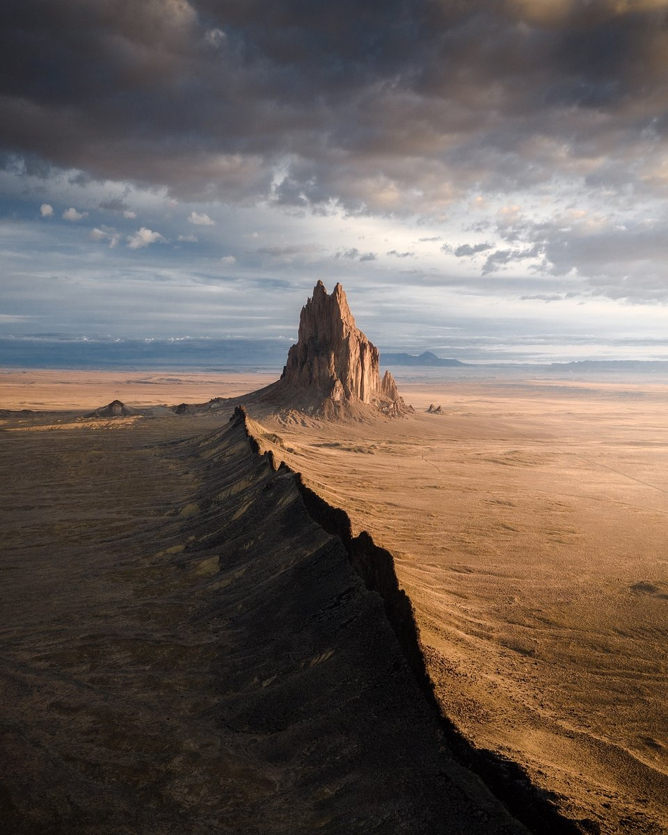 Location: Ship Rock, New Mexico, USA