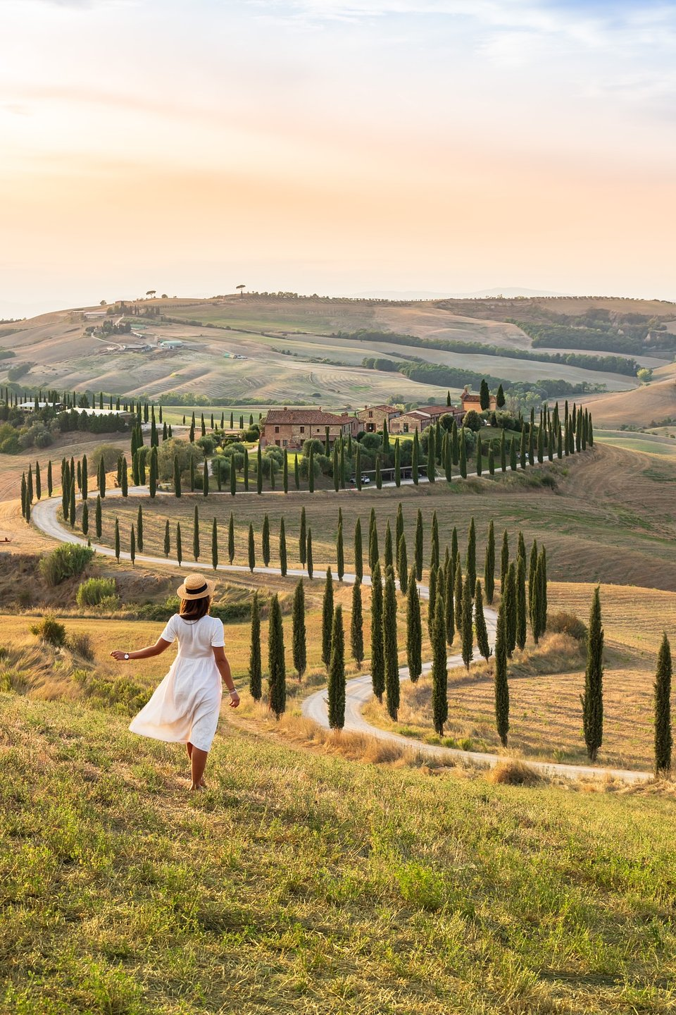 Location: Crete Senesi, Italy
