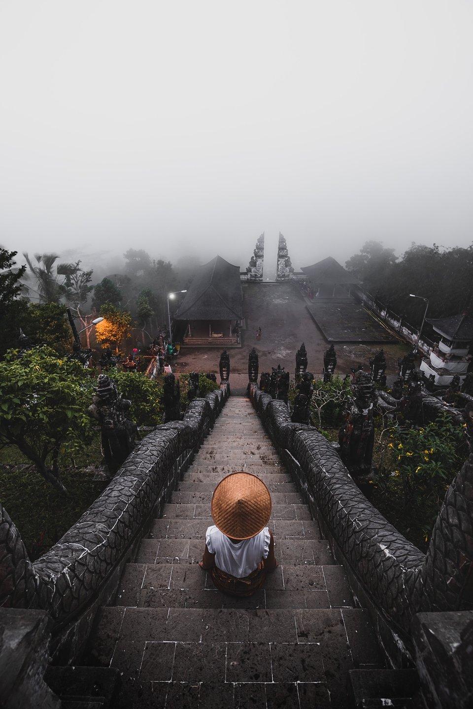 Location: Lempuyang Temple, Bali, Indonesia