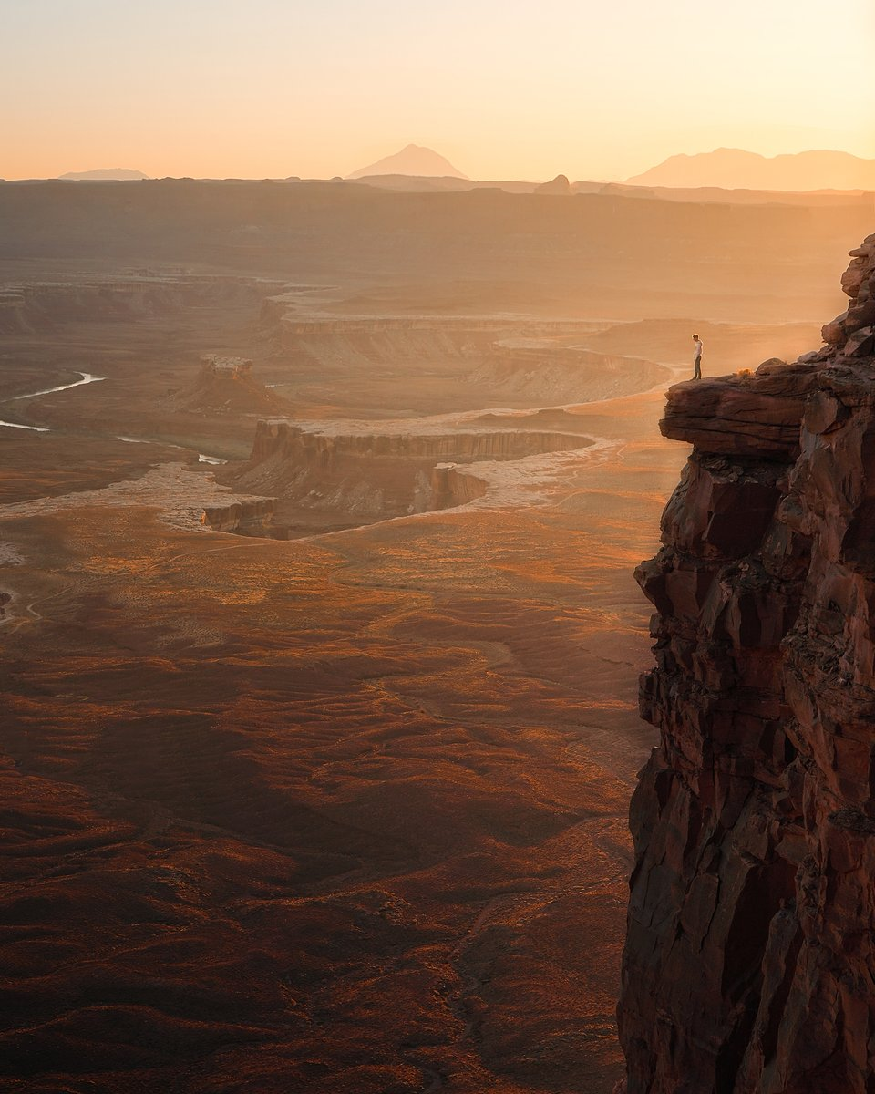 Location: Green River Overlook, Canyonlands National Park, USA