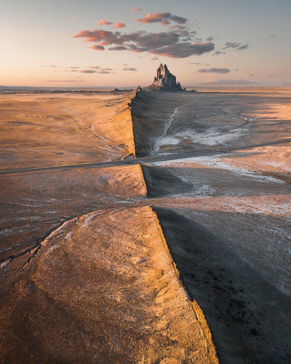 Location: Shiprock, New Mexico, USA