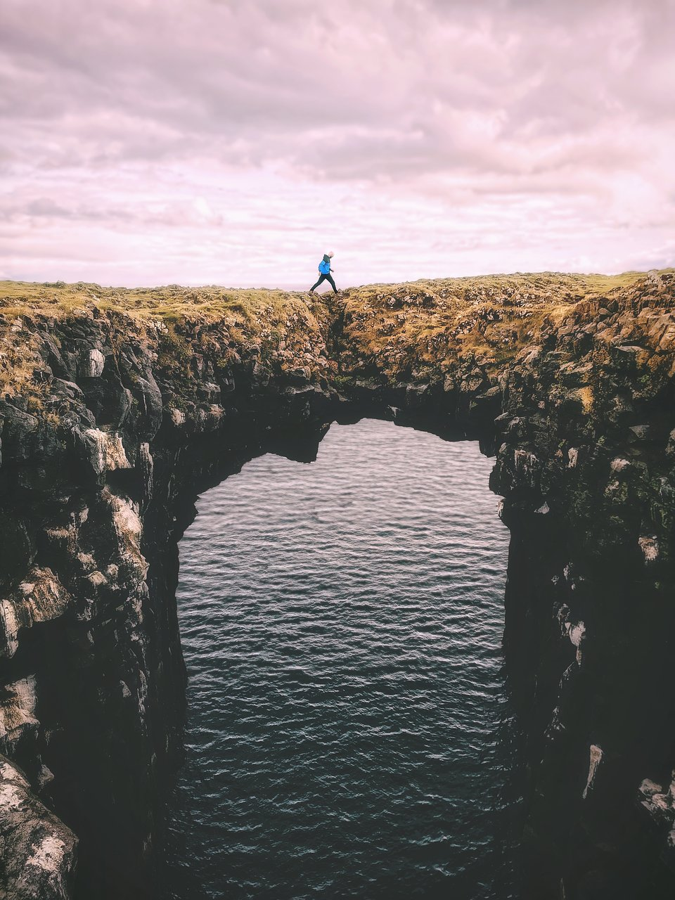 Location: Arnarstapi Bridge, Snæfellsnes Peninsula, Iceland