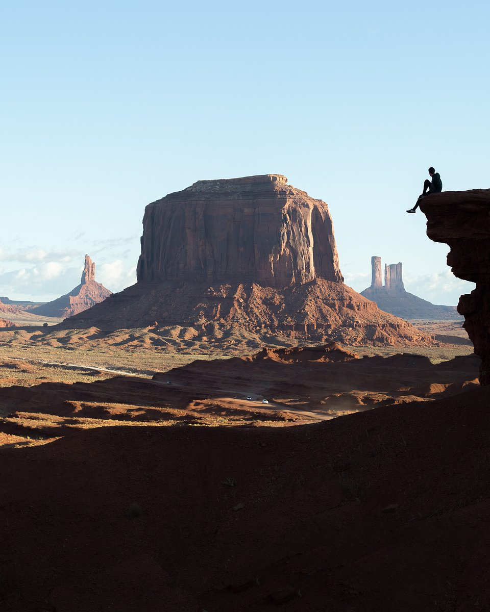 Location: Monument Valley, USA