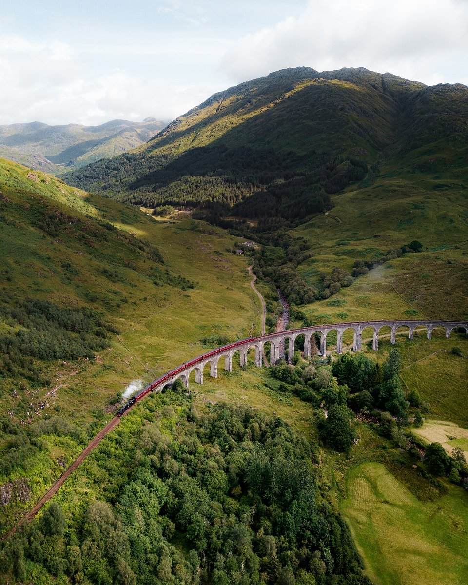 Location: Glenfinnan Viaduct, UK
