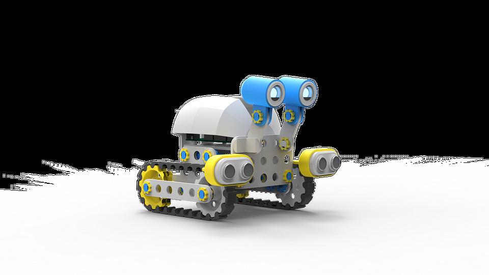 Robot 3D Skribot od Skriware
