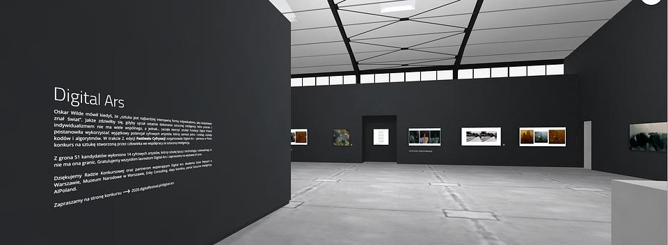Wystawa Digital Ars