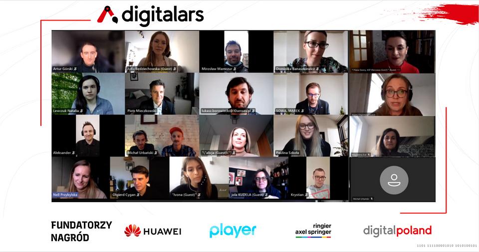 Spotkanie laureatów Digital Ars z sponsorami nagród oraz Radą konkursową