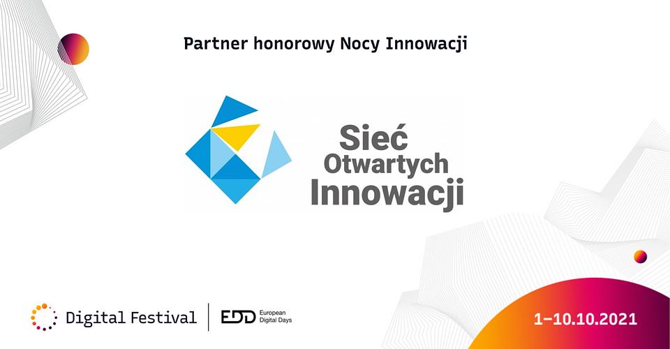 Partner honorowy Nocy Innowacji