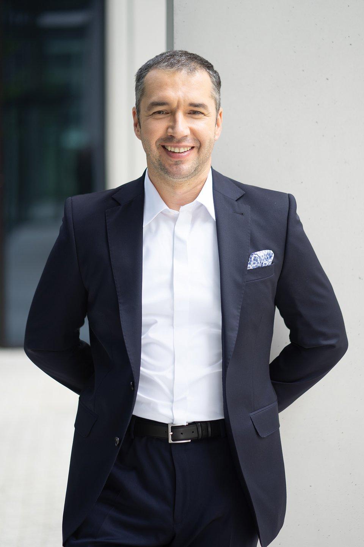Peter Pecník, nový CFO HB Reavis Group