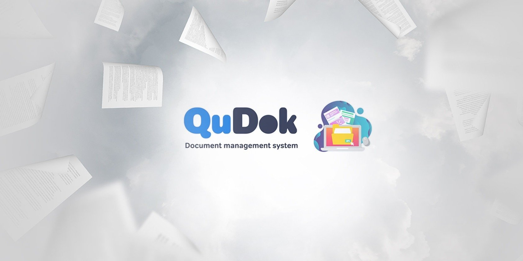 How to manage 50K+ documents in a distributed ecosystem? Story of QUDOK system implementation.