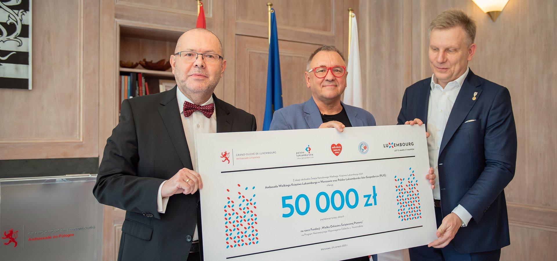 50 tysięcy złotych na wspomaganie oddechu u noworodków