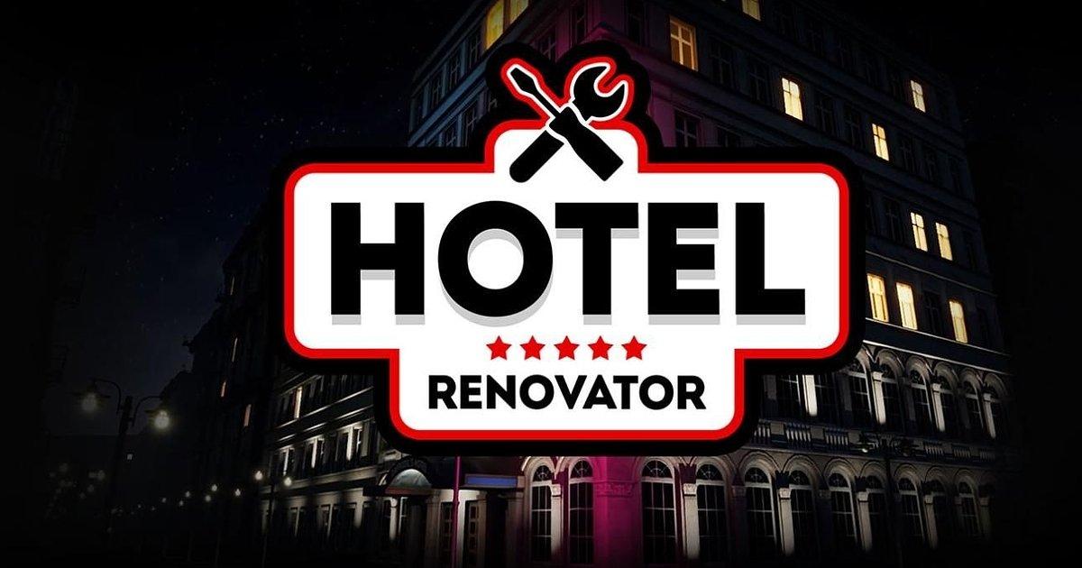 """Symulator """"Hotel Renovator"""" w kolejnym etapie produkcyjnym"""