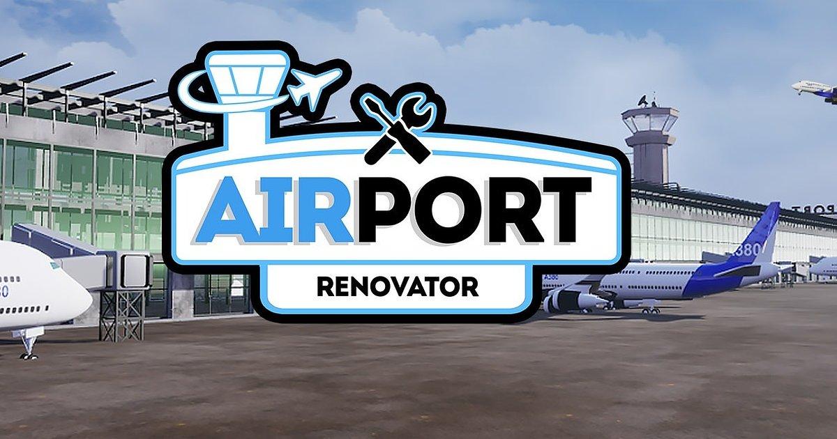 Odpicuj lotnisko z The Dust - zapowiedź 4 symulatora