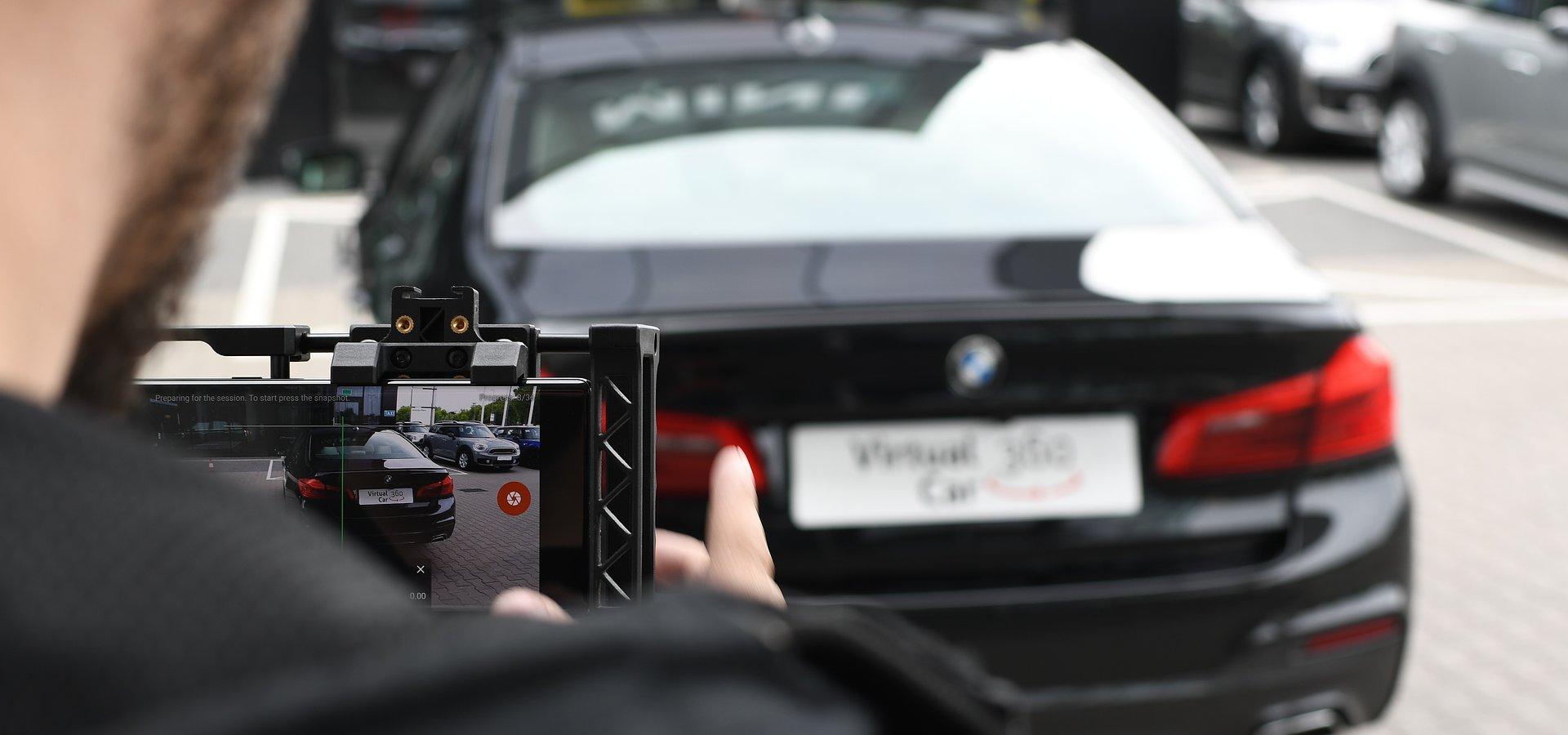 Virtual Car 360 dołącza do Akceleratora S5. Startup MakoLab i Exacto Holding wykorzysta wideostreaming sieci piątej generacji do sprzedaży pojazdów online i rozwinie funkcjonalności e-commerce