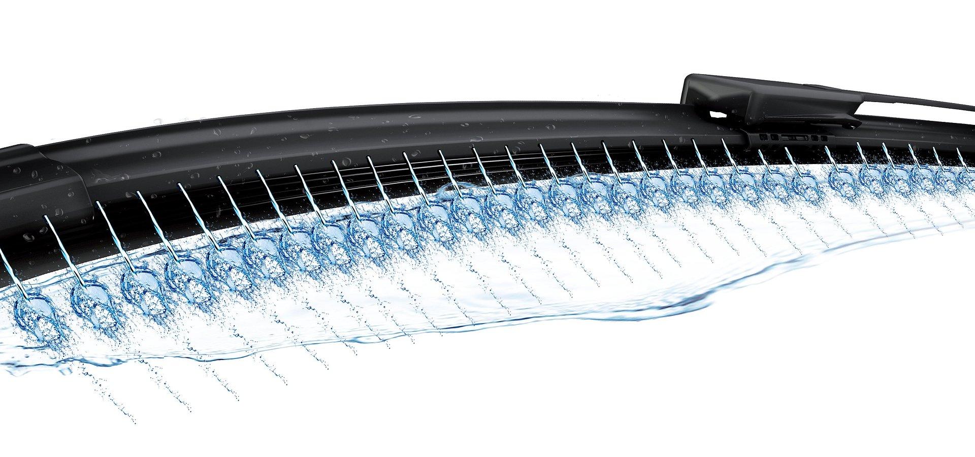 Valeo AquaBlade™ - przyszłość oczyszczania szyb