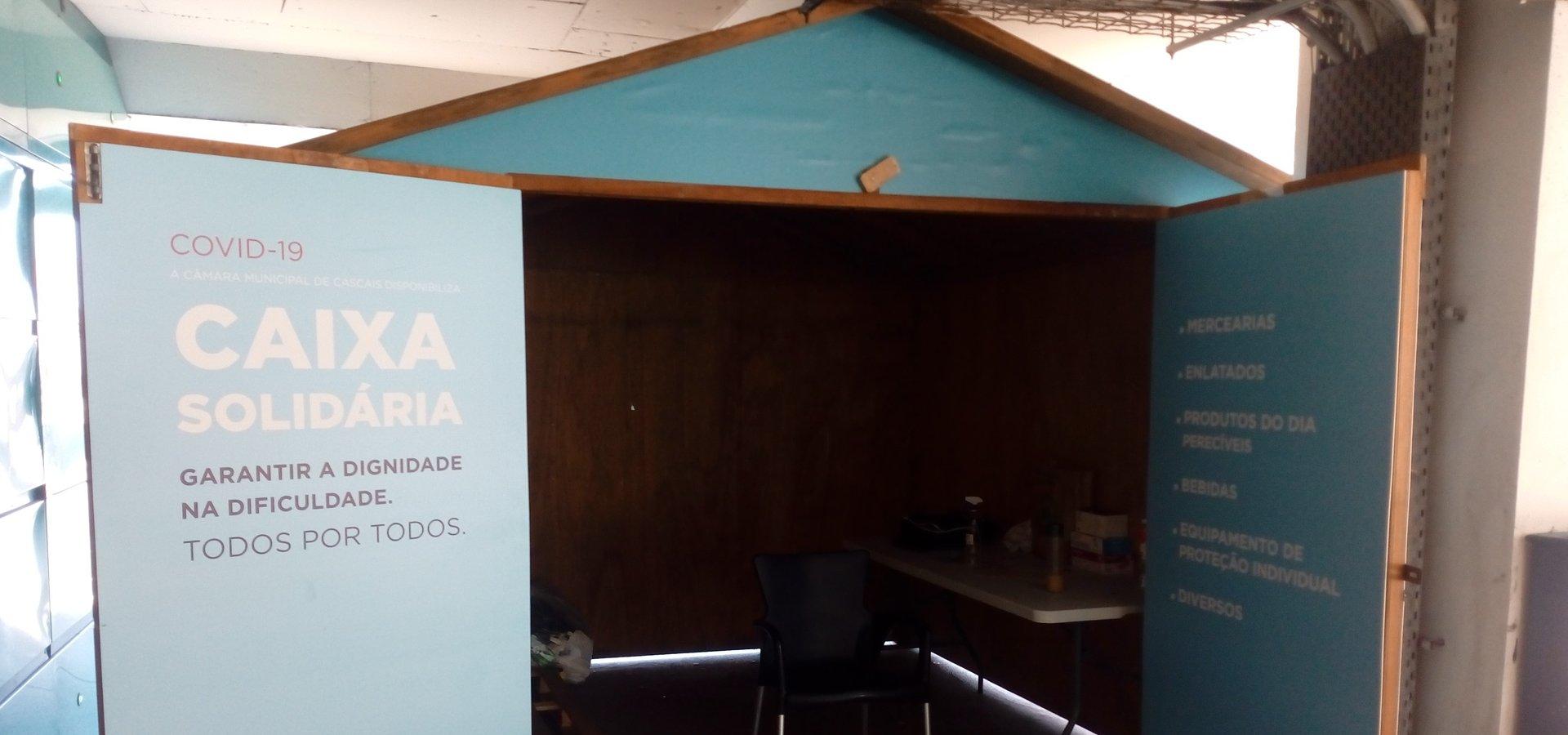 CascaiShopping recebe Casa Solidária de apoio à comunidade