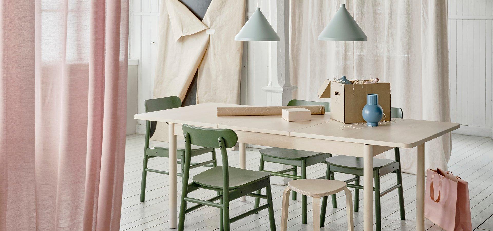 Romantyczne pastele i odważna nowoczesność w sierpniowych nowościach od IKEA