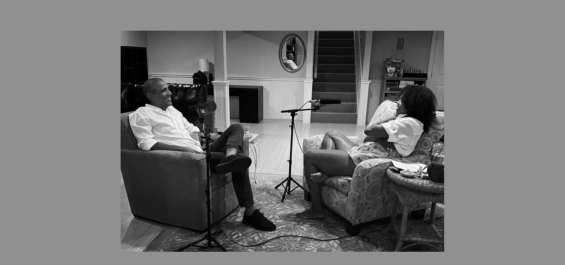 """Neuer Spotify Original Podcast    """"The Michelle Obama Podcast"""" – emotionale und persönliche Gespräche mit der ehemaligen First Lady"""