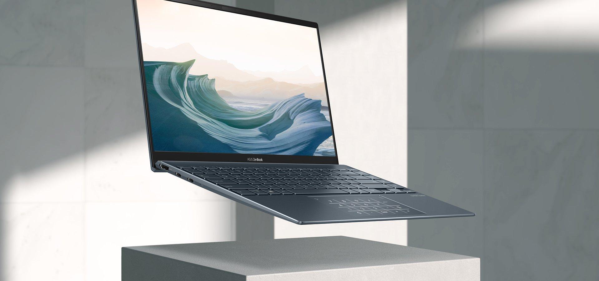 Laptopy z nowej serii ZenBook już dostępne