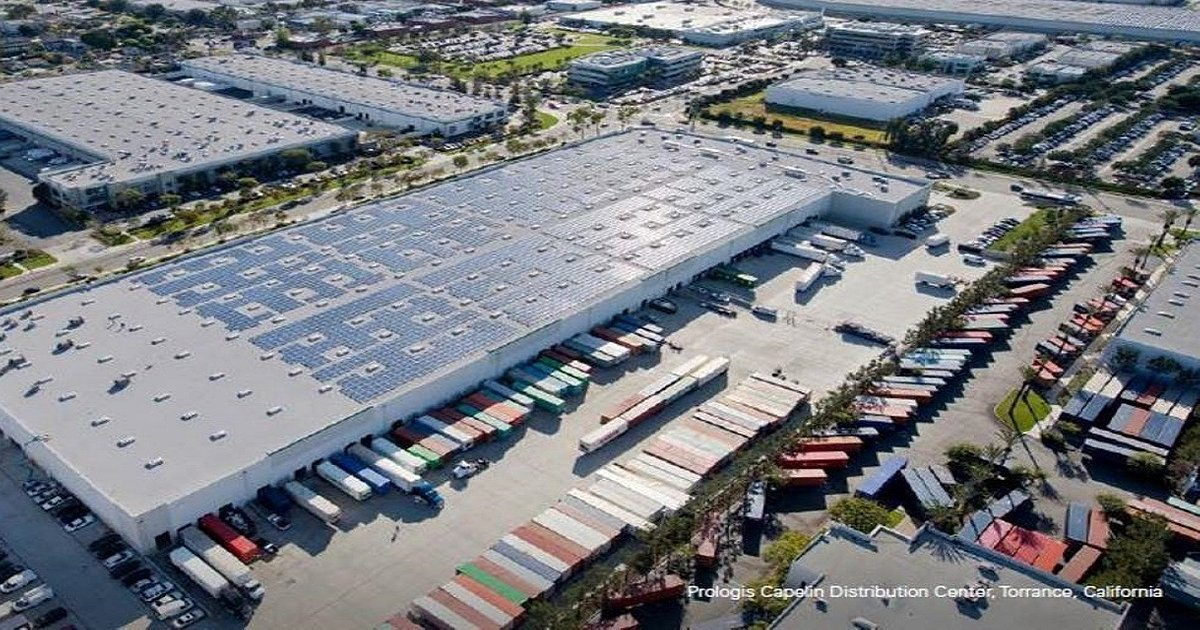 E-commerce i nieruchomości logistyczne: korzyści zrównoważonego rozwoju