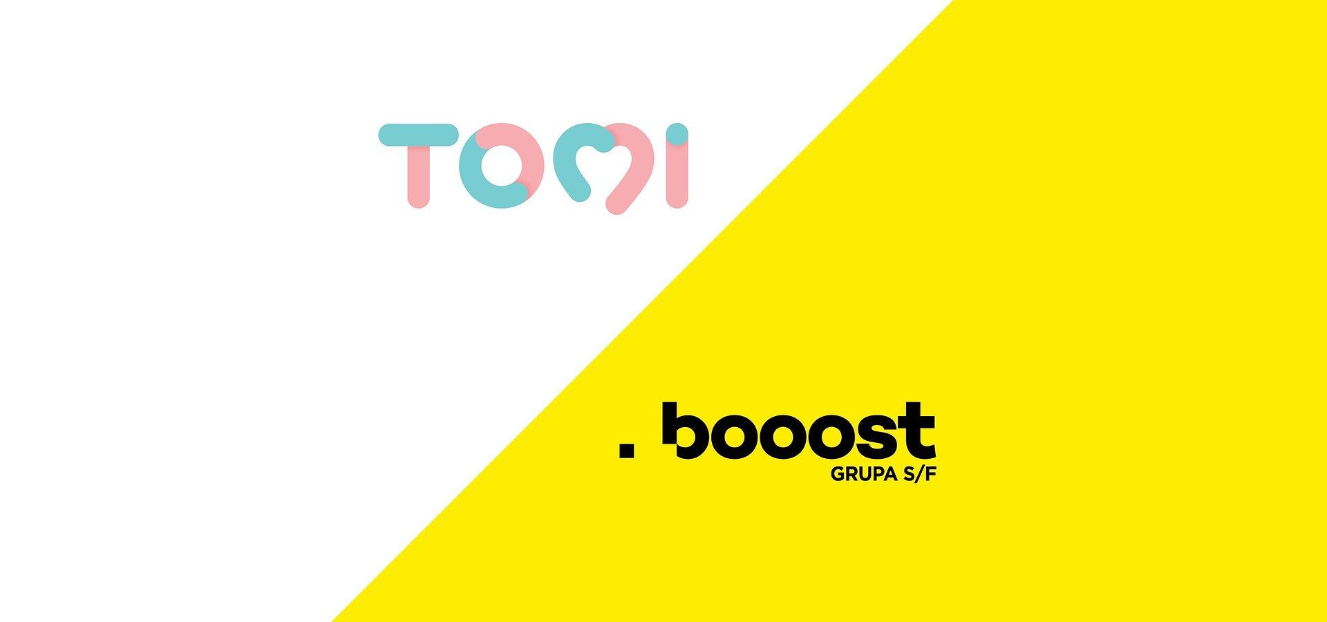 Booost (Grupa S/F) dla Tomi.pl