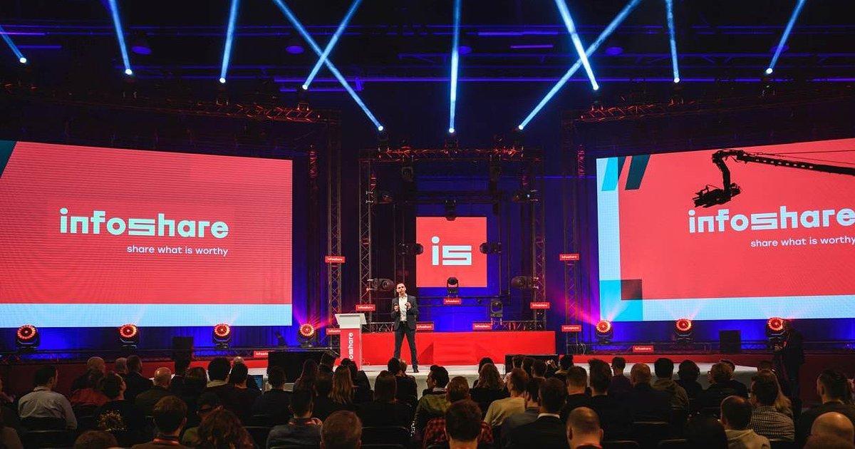 Infoshare 2020 Online - akredytacje dla mediów