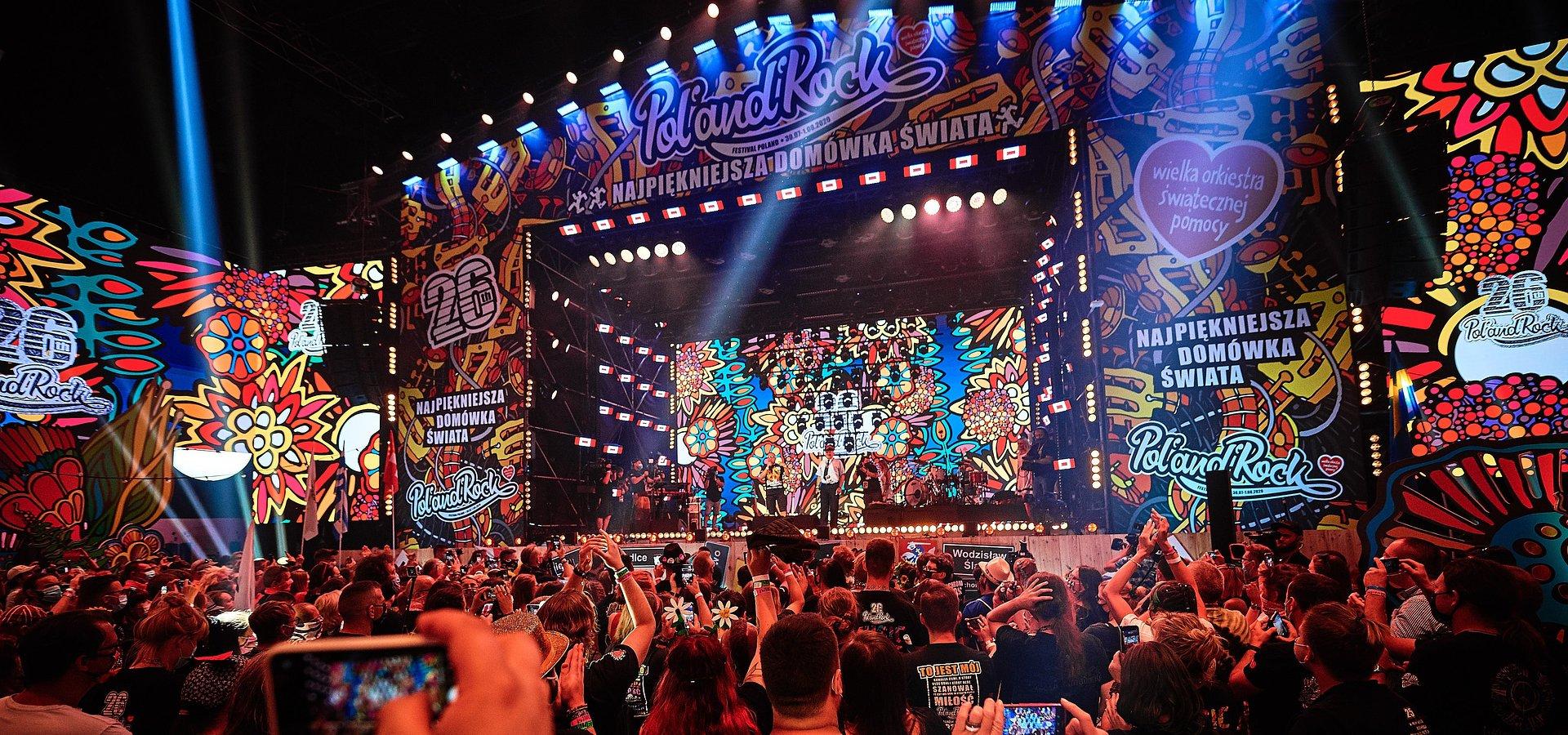 Jedyny taki festiwal - internetowa edycja Pol'and'Rock Festival i inne festiwale nowej ery
