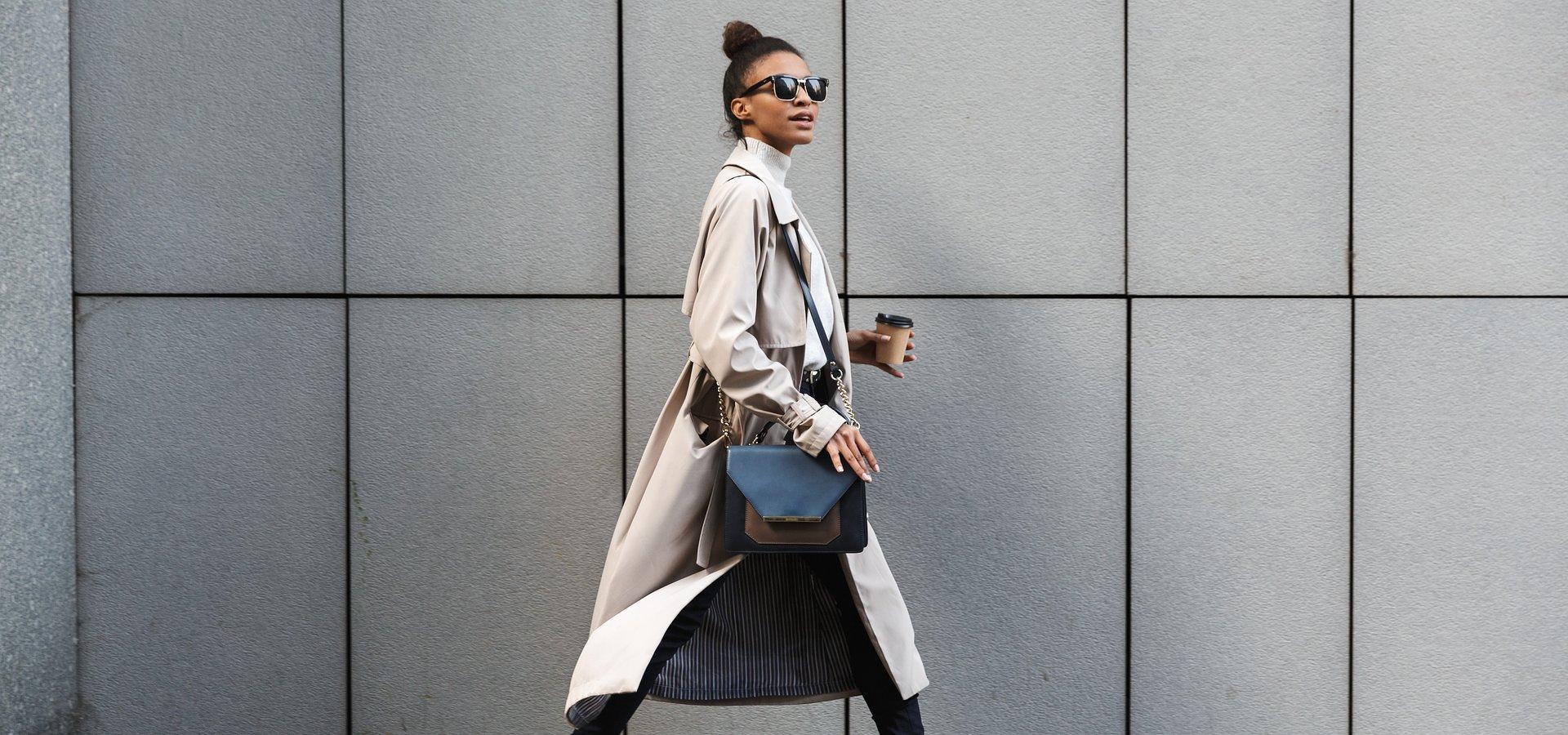 Jesienne płaszcze: dobierz idealny do swojej figury