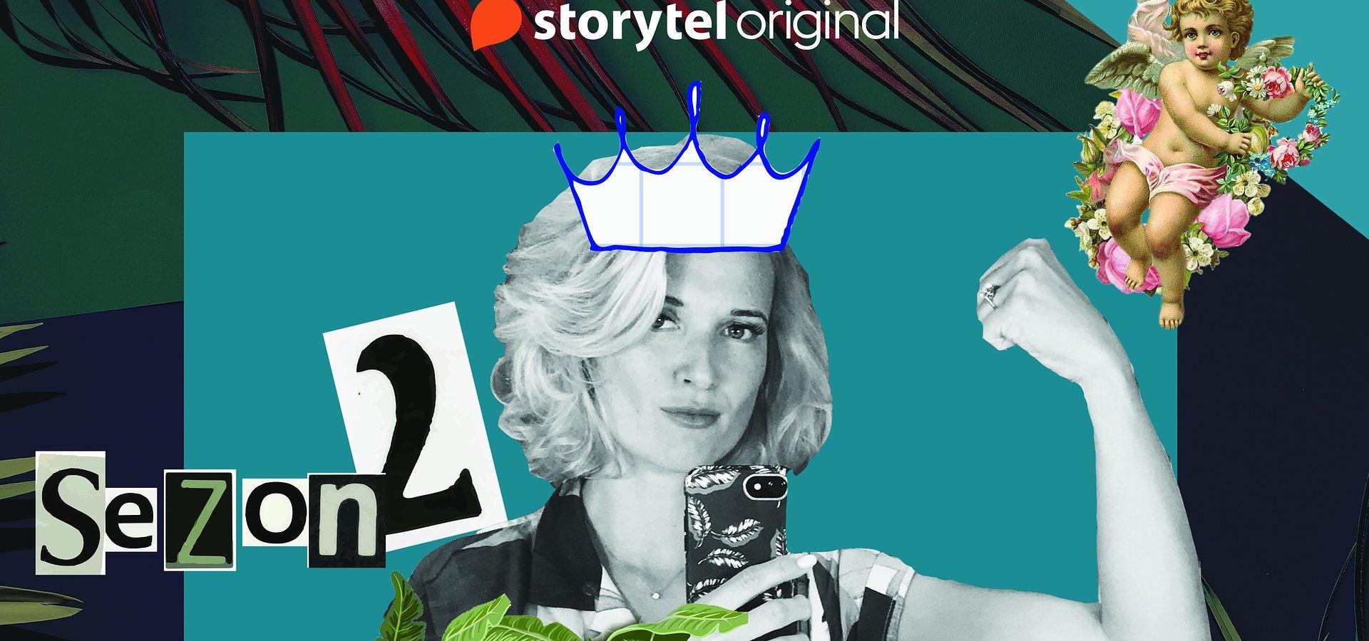 """""""Matka też człowiek"""" – drugi sezon podcastu Justyny Szyc-Nagłowskiej i Storytel"""