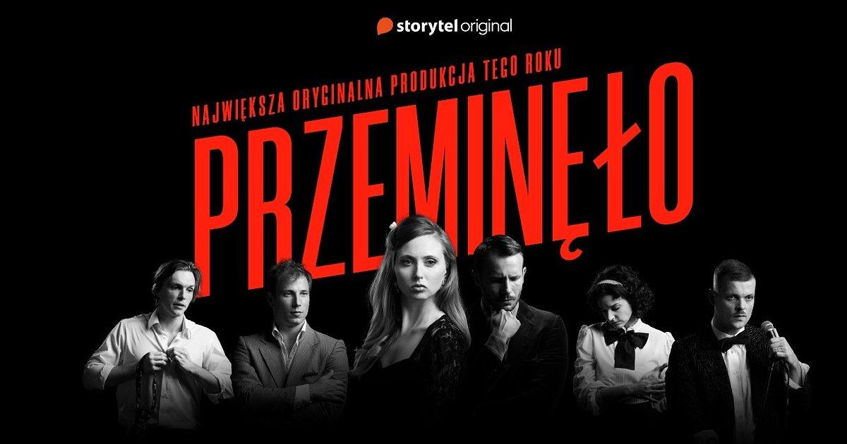 """Premiera największej produkcji Storytel Original! Słuchowisko w reżyserii Marii Sadowskiej, inspirowane legendarnym """"Przeminęło z wiatrem"""", to sentymentalna podróż do czasów przełomu"""