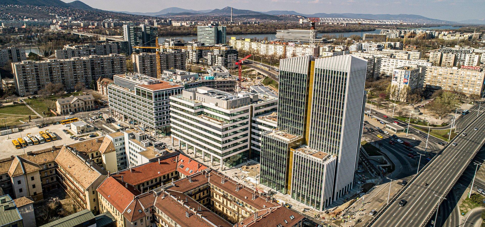 HB Reavis tops Euromoney's Real Estate Survey