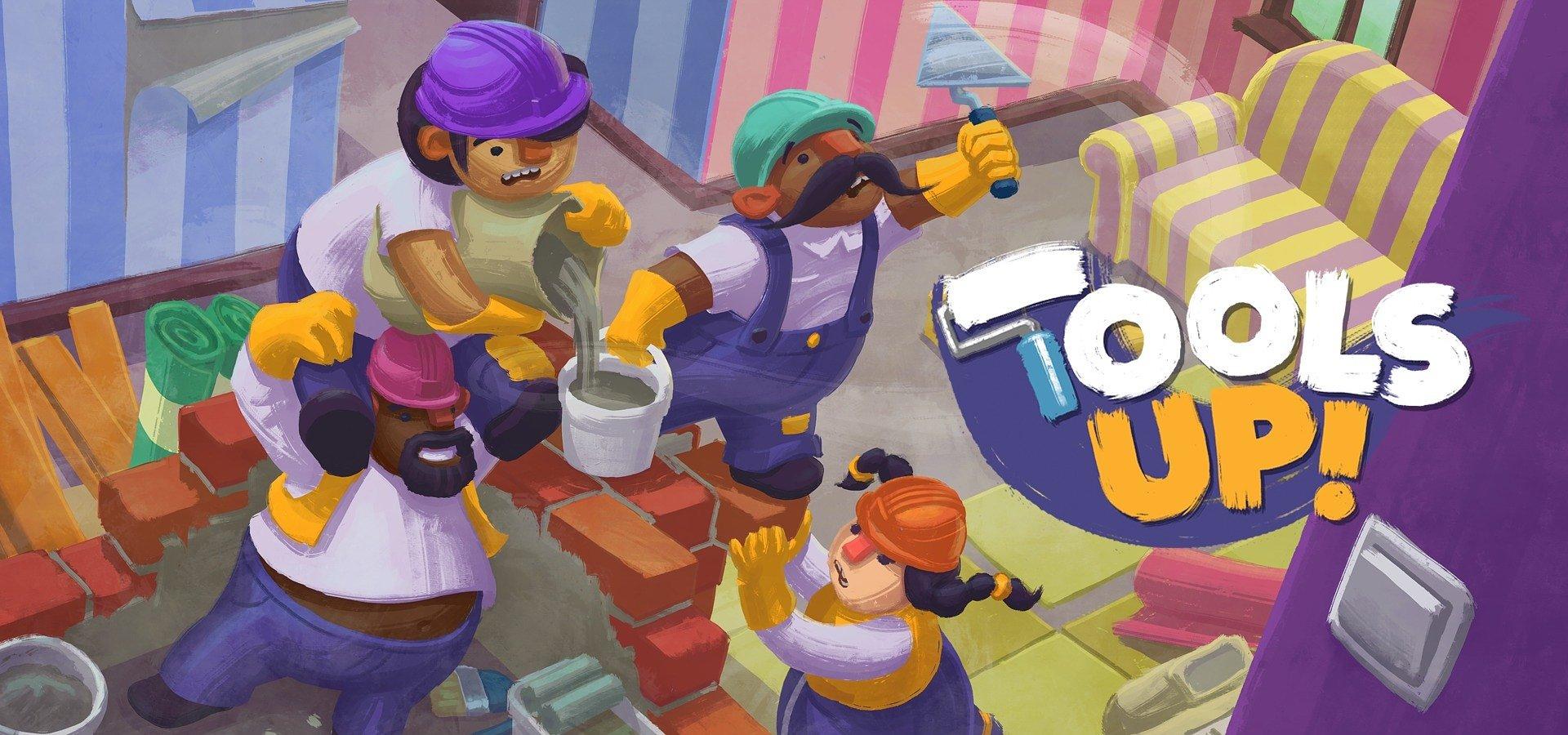 Tools Up! dostanie nowy update, a demo gry jest już dostępne na PC i konsolach