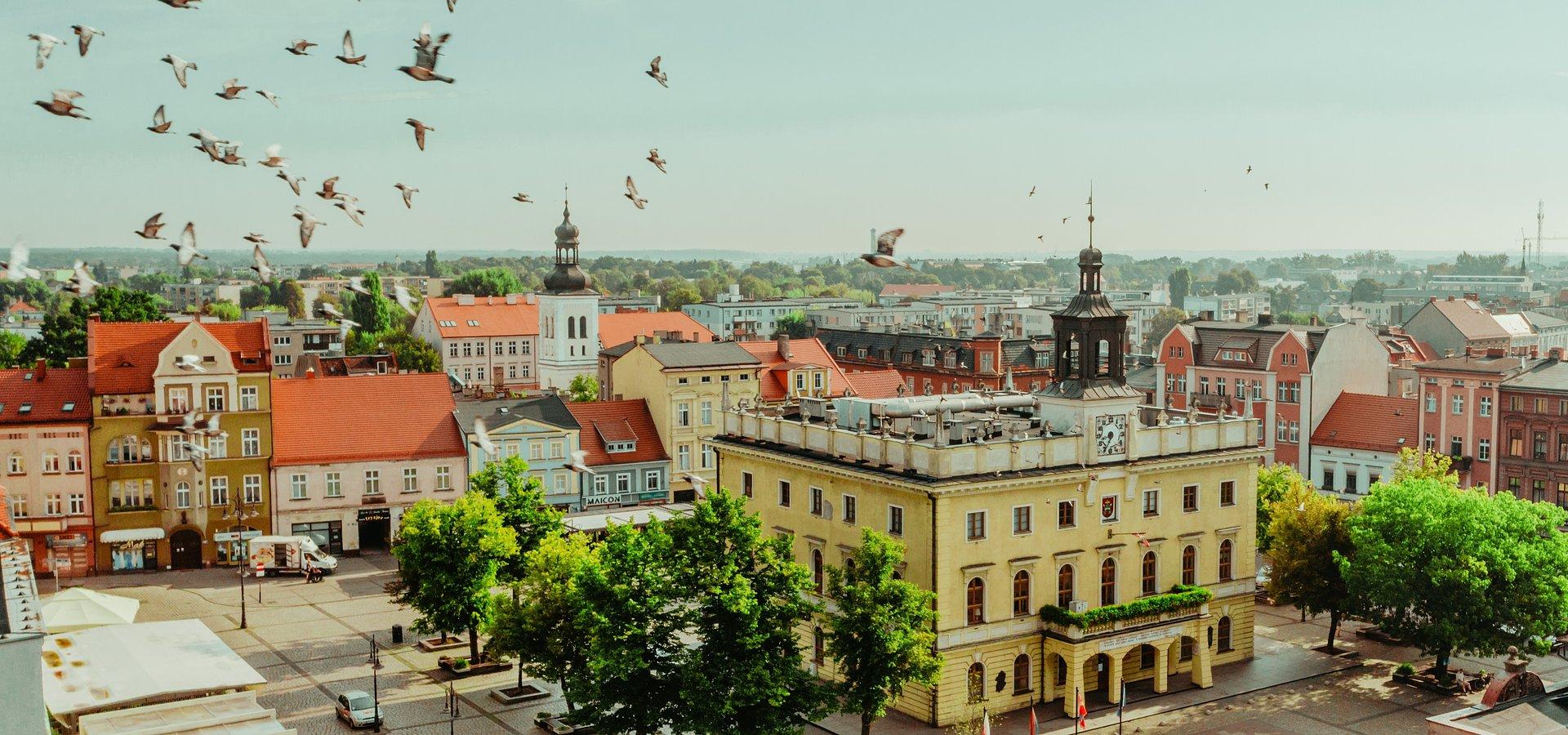 BGK i EBI z programem dla miast średniej wielkości. Pierwszy skorzystał Ostrów Wielkopolski