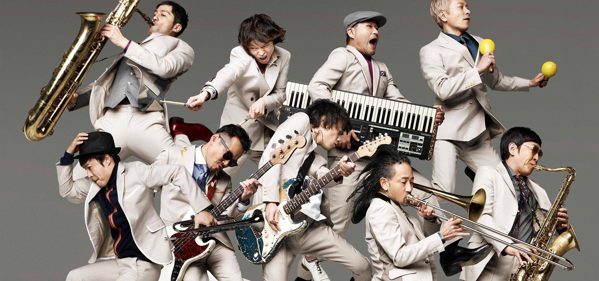 Tokyo Ska Paradise Orchestra JAPÓN SKA MÉXICO se viene un show IRREPETIBLE