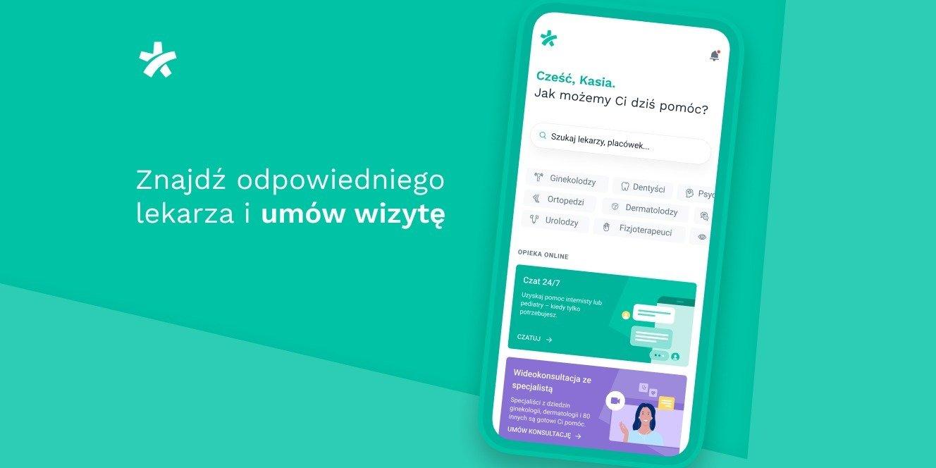 Mobilny lekarz. Nowa wersja aplikacji dla pacjentów od ZnanyLekarz