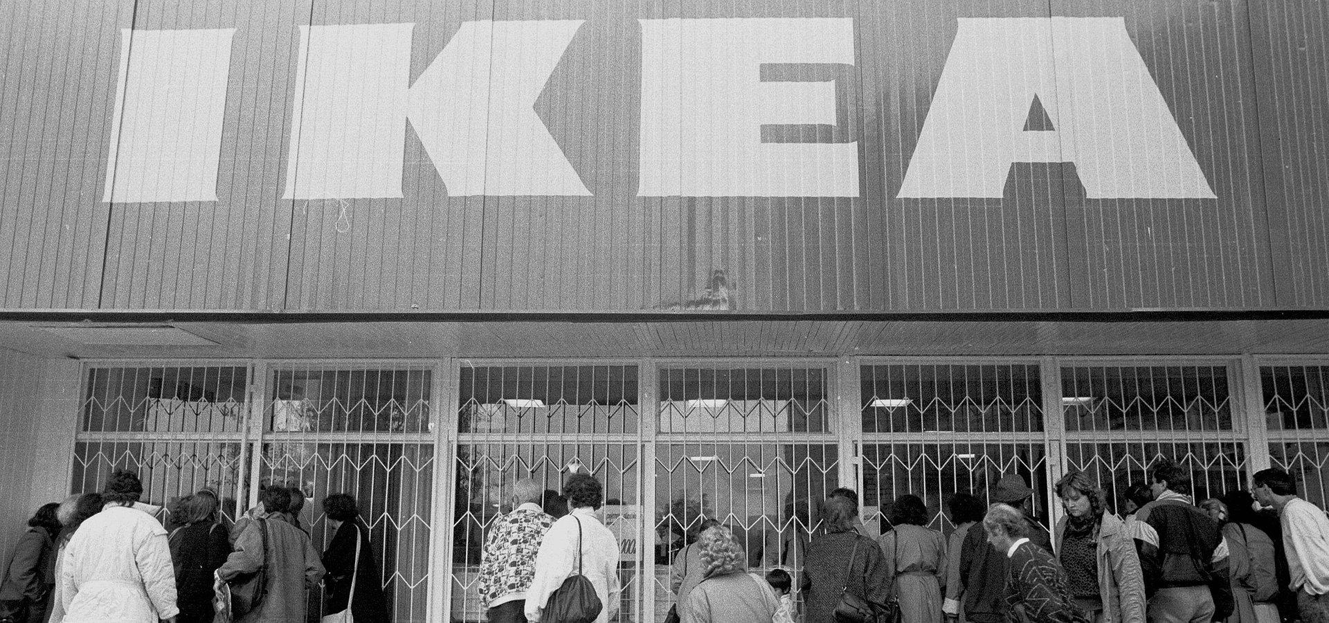 IKEA już od 30 lat urządza w Warszawie lepsze życie!