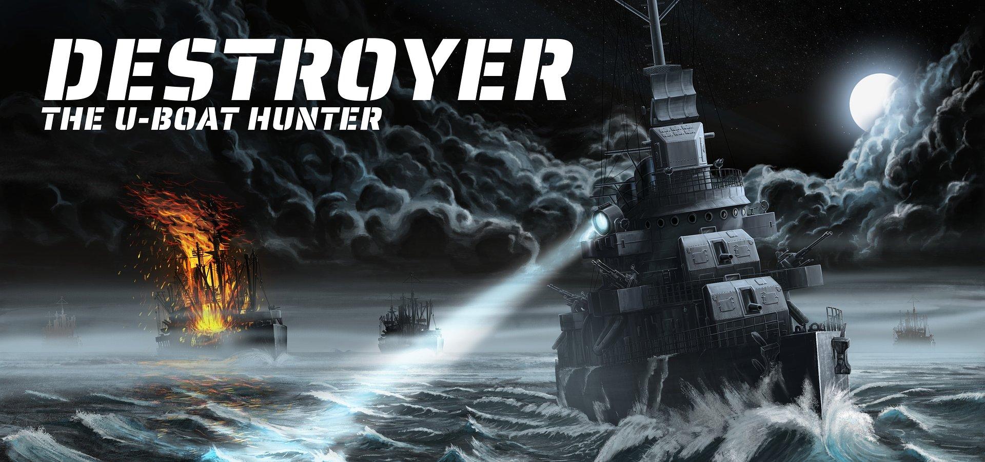 Załoga niszczyciela szykuje się do starcia w nowym zwiastunie rozgrywki Destroyer: The U-boat Hunter!