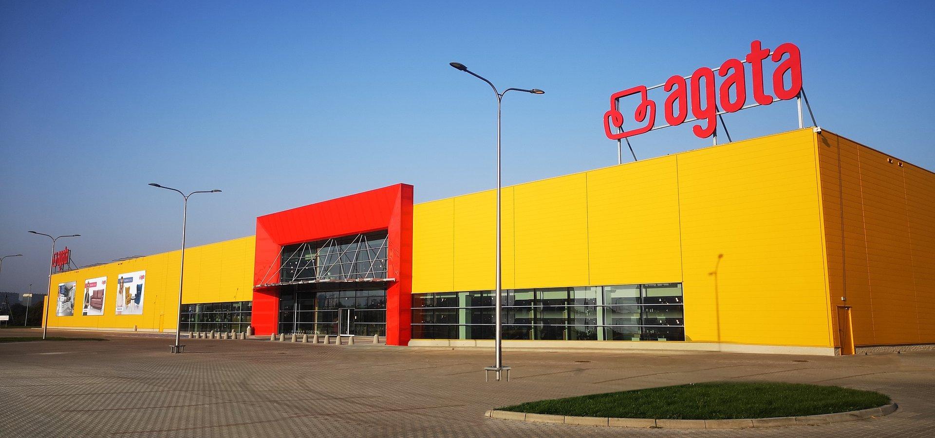 Już w czwartek otwarcie nowego Salonu Agata w Toruniu