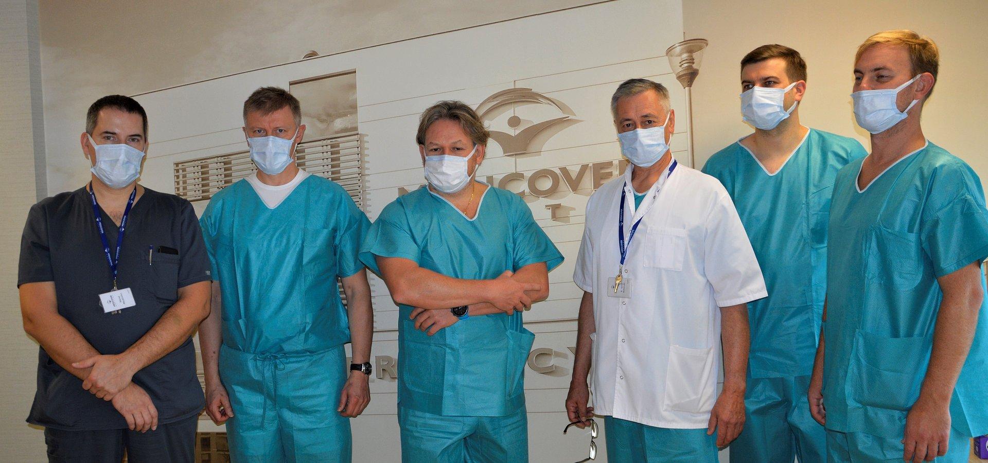 Szkolenie z leczenia operacyjnego endometriozy w Szpitalu Medicover