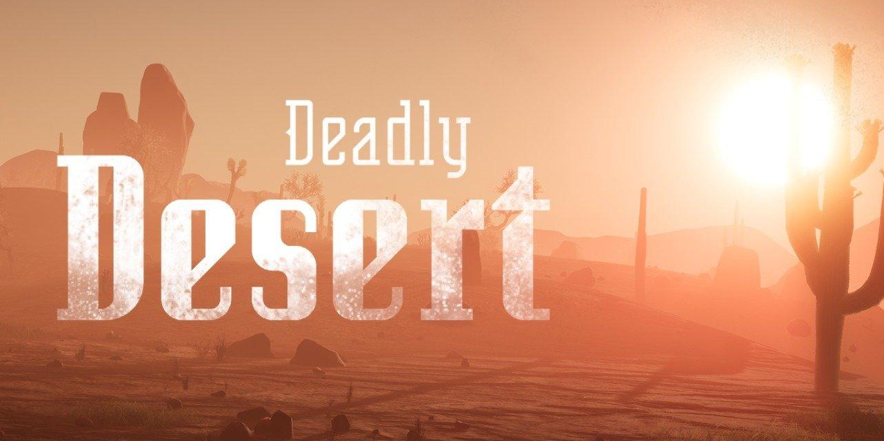 Game Island, spółka zależna od The Dust, prezentuje pierwszą zapowiedź gry - Deadly Desert jest dostępne na Steam!