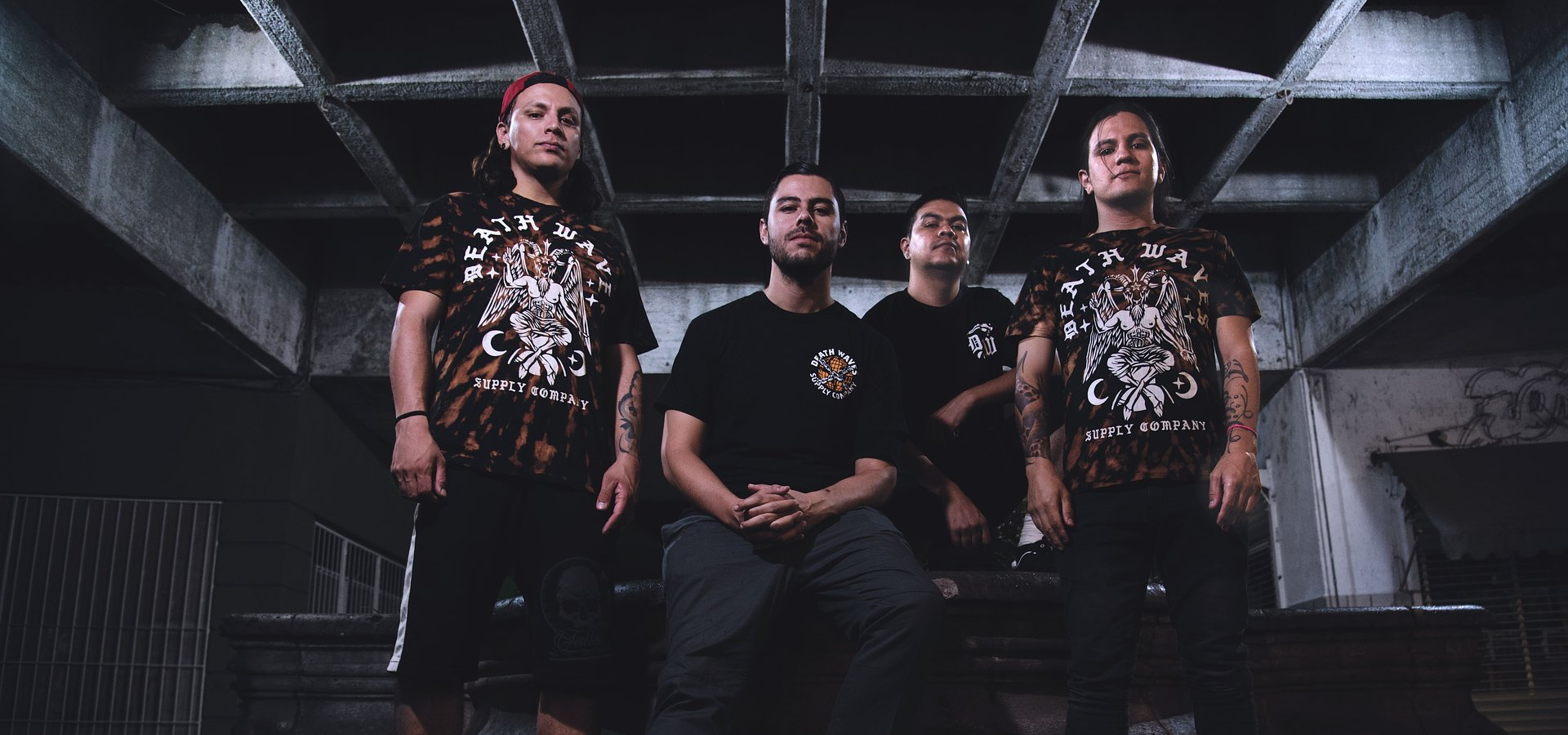 Invitación Conferencia de Prensa Virtual Noches de Metal: Here Comes The Kraken
