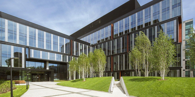 HB Reavis sprzedaje Postępu 14 CA Immo za ok. 87 mln euro