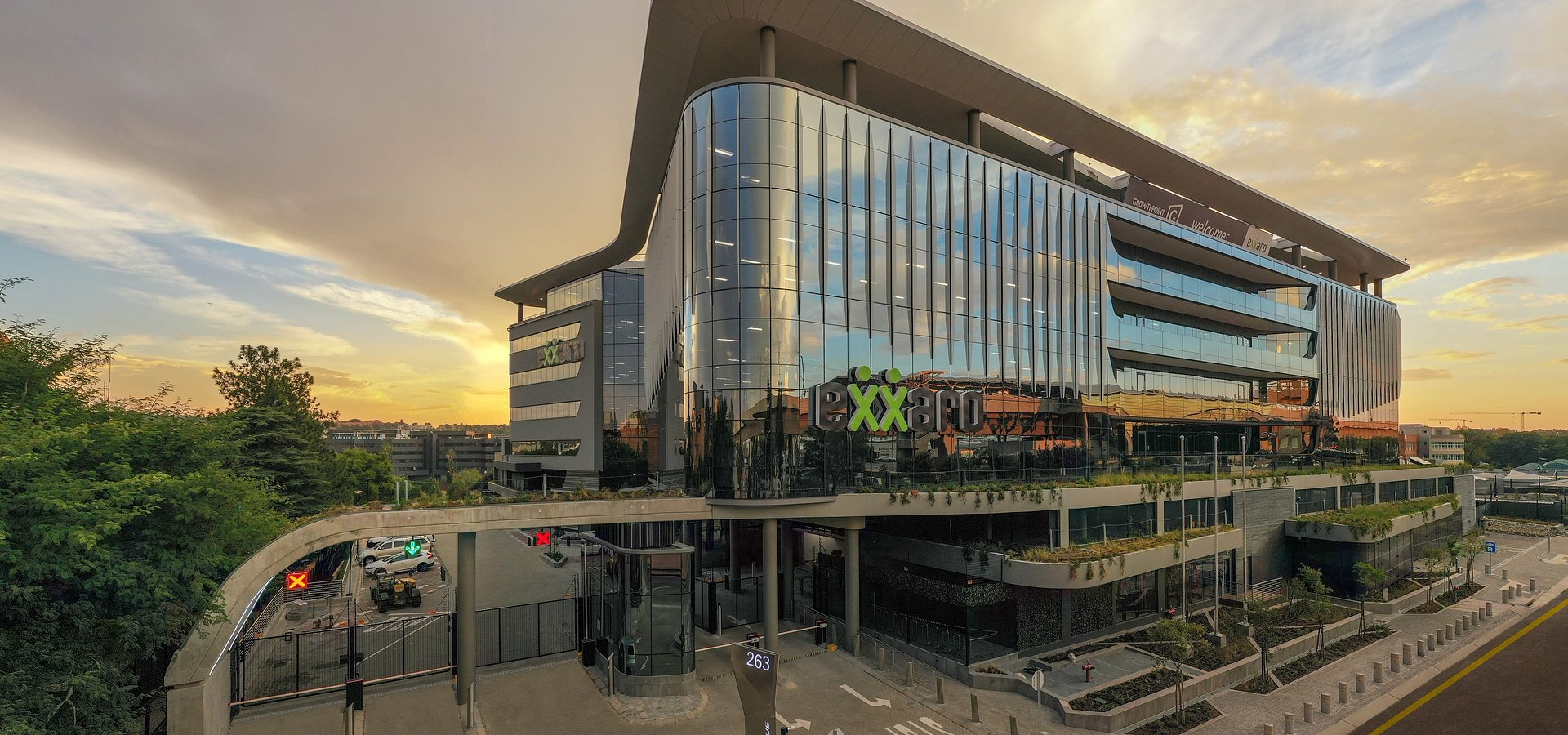 Growthpoint receives world-leading green building certification