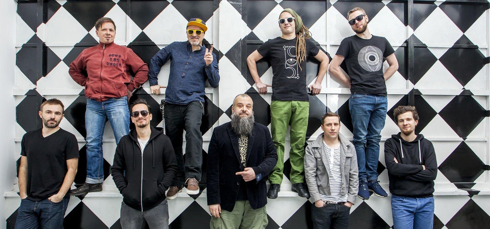 Warszawskie serce polskiego reggae zabije na Finale WOŚP w Warszawie!