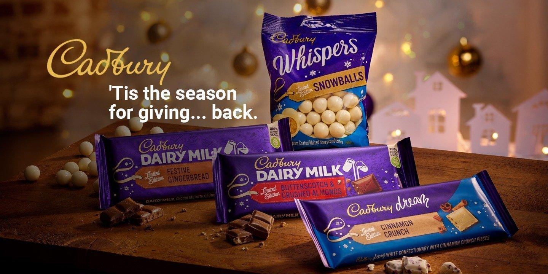 Cadbury Shares Four Delicious Festive Recipes That Celebrate Chocolate