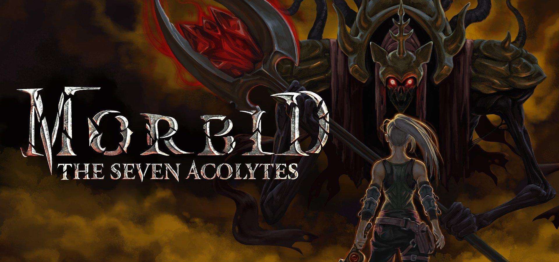 Gotyckie RPG od Merge Games - Morbid: The Seven Acolytes jest już dostępny na Steamie, Nintendo Switch, Xbox One i PS4!