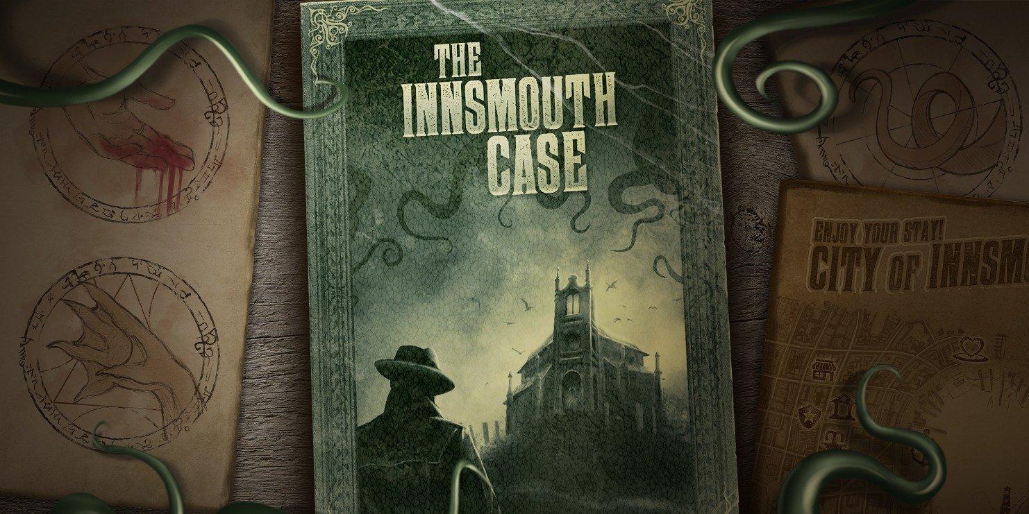 Świąteczny dreszczyk dla fanów Lovecrafta - The Innsmouth Case już dostępne na Nintendo Switch